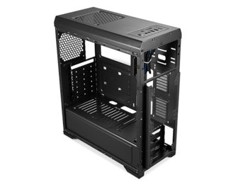 RAMPAGE Racer Black Obudowa Midi Tower USB3.0 2xUSB2.0 LED Fan